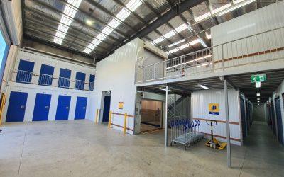 Craigieburn Storage King Completed