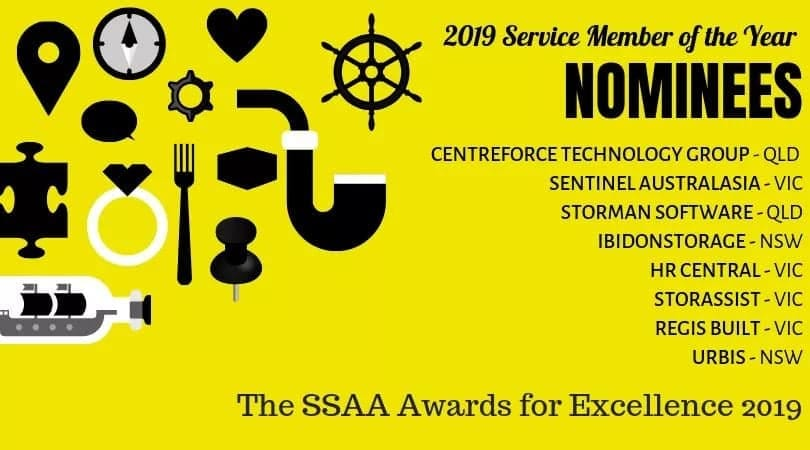SSA Service Member Nomination 2019!