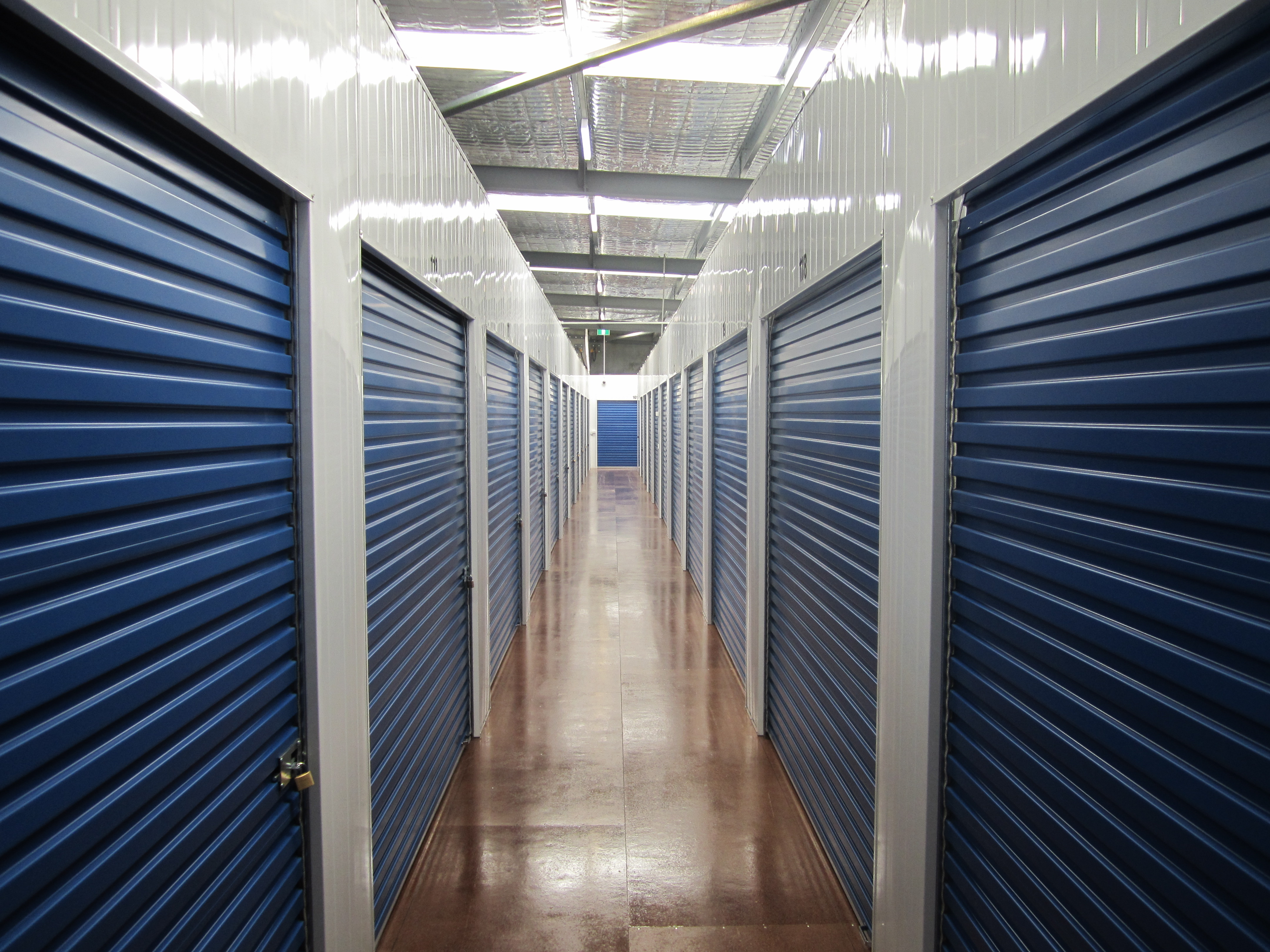 Building conversions - self storage builders Australia - RegisBuilt