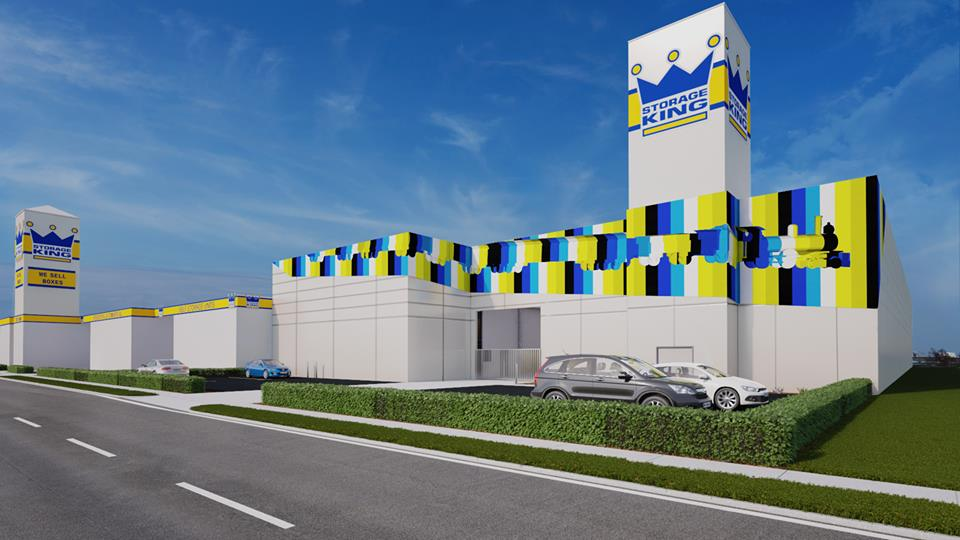 Storage King Midland Wa 183 Regisbuilt Self Storage Builders